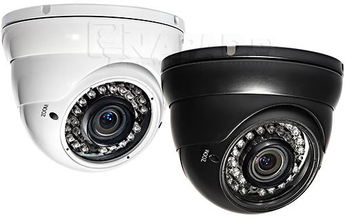 Kamera z oświetlaczem podczerwieni AT DVI560E Effio OSD w NAPAD.pl