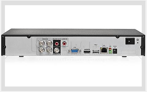 Rejestrator wideo DVR BCS 0401 QE w NAPAD.pl