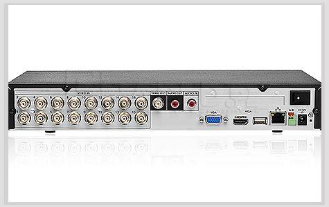 Rejestrator cyfrowy BCS DVR-1601SE w NAPAD.pl