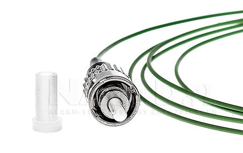 Pigtail optyczny wielomodowy ST MM 50/125 2m